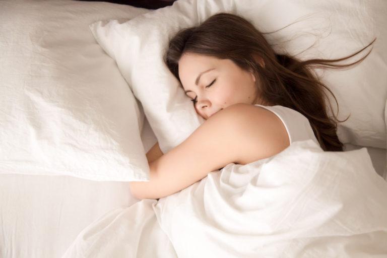 sleeping concept